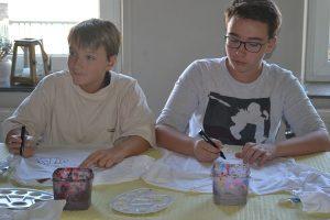 Creatoo - Anniversaire Décoration T-shirt - Charleroi