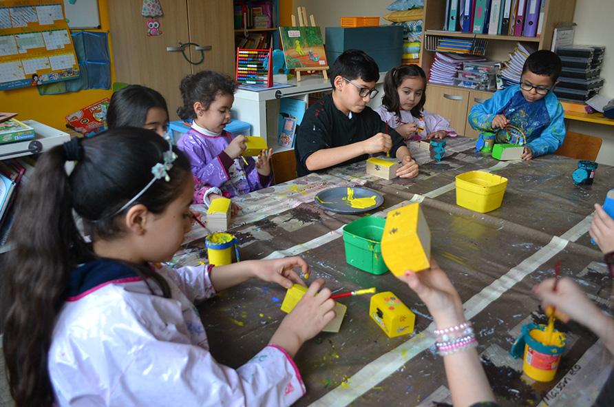 Creatoo - Ateliers créatifs parascolaires - Ecoles