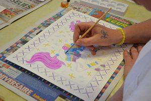 Creatoo - Aquarelle - Atelier parents-enfants
