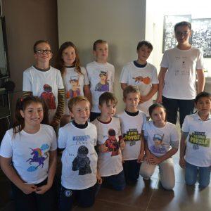 Anniversaire Déco T-shirt