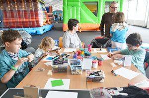 Creatoo - Spa Francorchamps - Ateliers créatifs