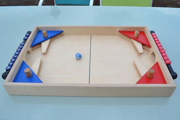 Creatoo - Location Jeux en bois - Flipper