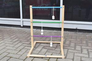 Creatoo - Location Jeux en bois - Jeu de lancer