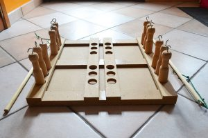 Creatoo - Location Jeux en bois - Jeu de Pêche