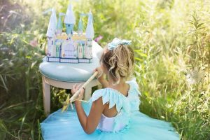 Princesse - Jeu enfant