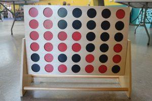Creatoo - Jeux en bois - Puissance 4