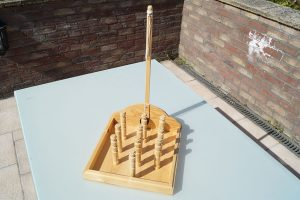 Creatoo - Location Jeux en bois - Quilles de table