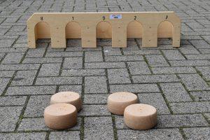 Creatoo - Location Jeux en bois - Trou Madame