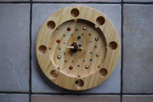 Creatoo- Location Jeux en bois - Belgique - Roulette Tyrolienne