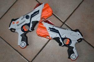 Creatoo - Pistolets Laser Game