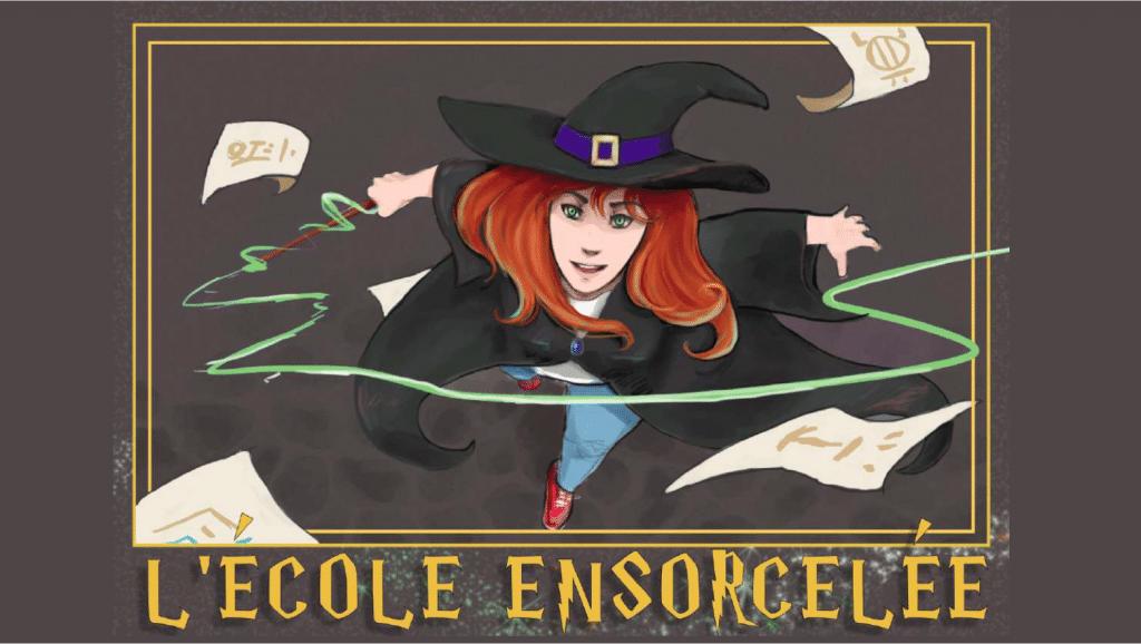 Escape Game Ecole Ensorcelée